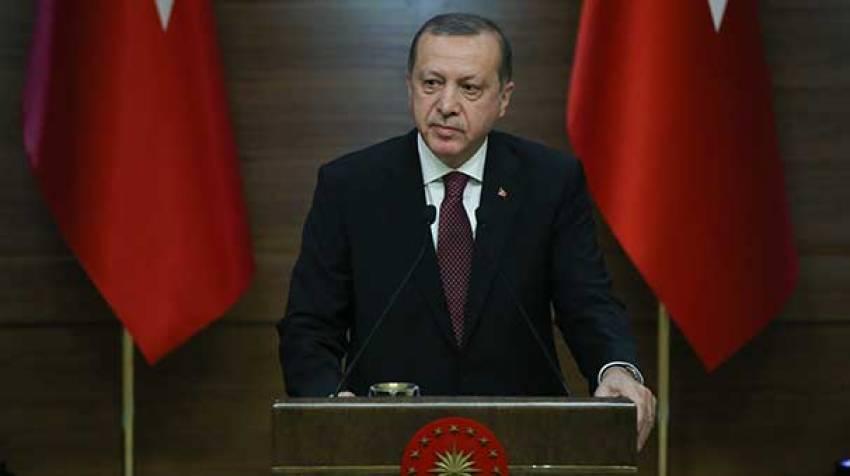 Erdoğan'dan müzik üniversitesi açıklaması