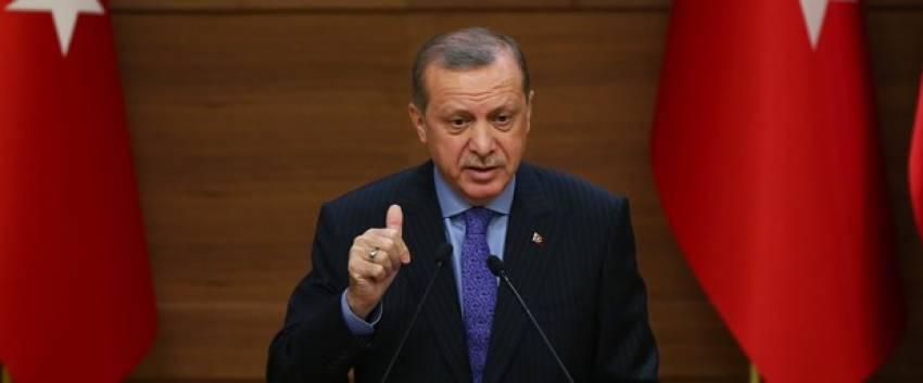 """Erdoğan: """"PYD oradan gitmezse..."""""""