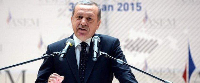 Erdoğan Avrupa'ya çok sert