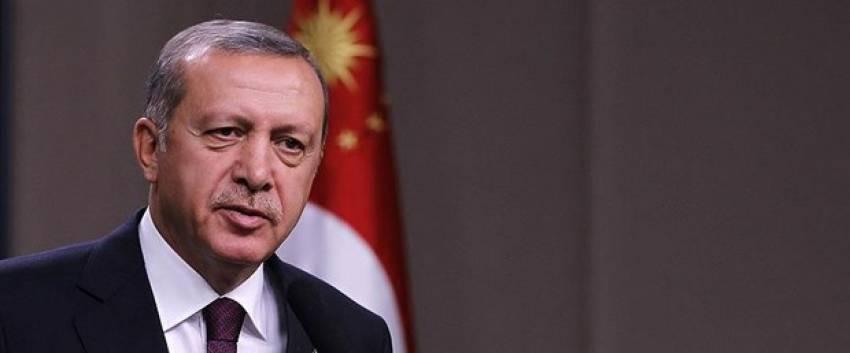 """Erdoğan: """"Türkiye, terör örgütlerinin ortak saldırısı altındadır"""""""