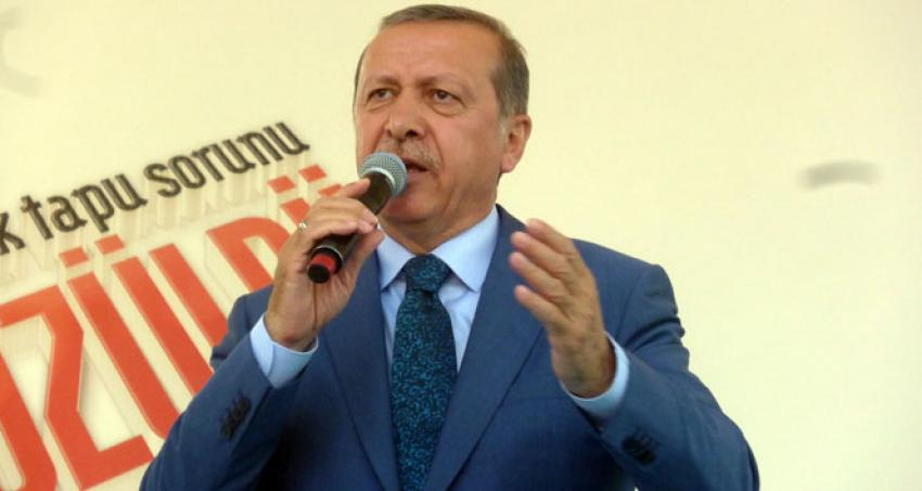 Erdoğan'dan tarihi günde tarihi mesajlar
