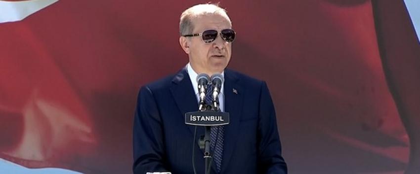 """Erdoğan: """"Yeni emniyet külliyemizi inşa edeceğiz"""""""