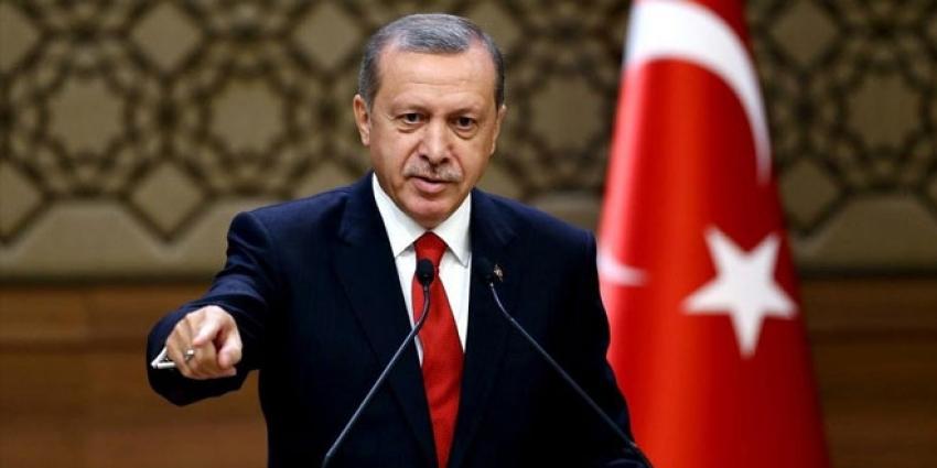 """Erdoğan: """"Sen neden kaçıp gittin?"""""""