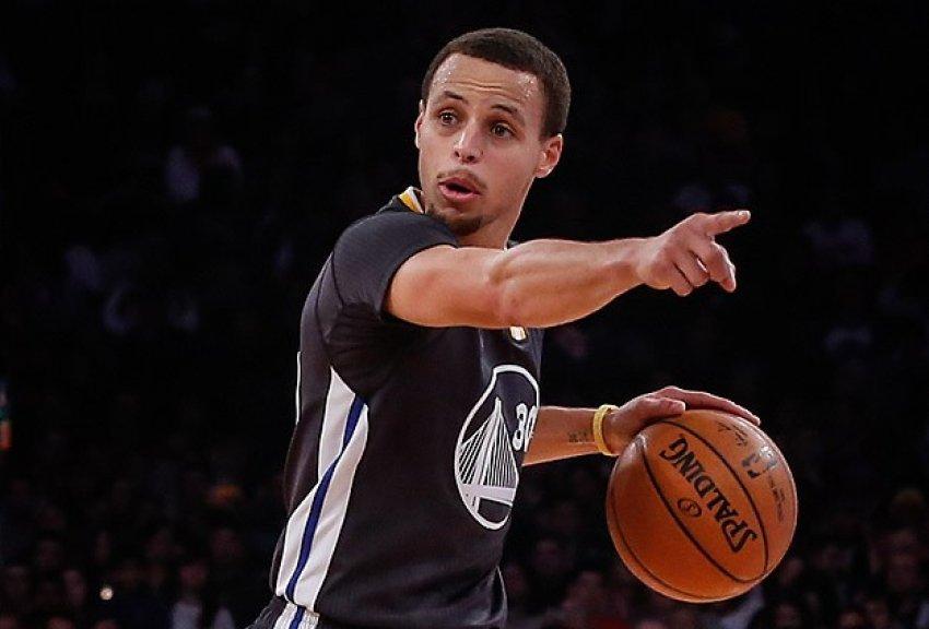 NBA'de en değerli oyuncu Curry seçildi