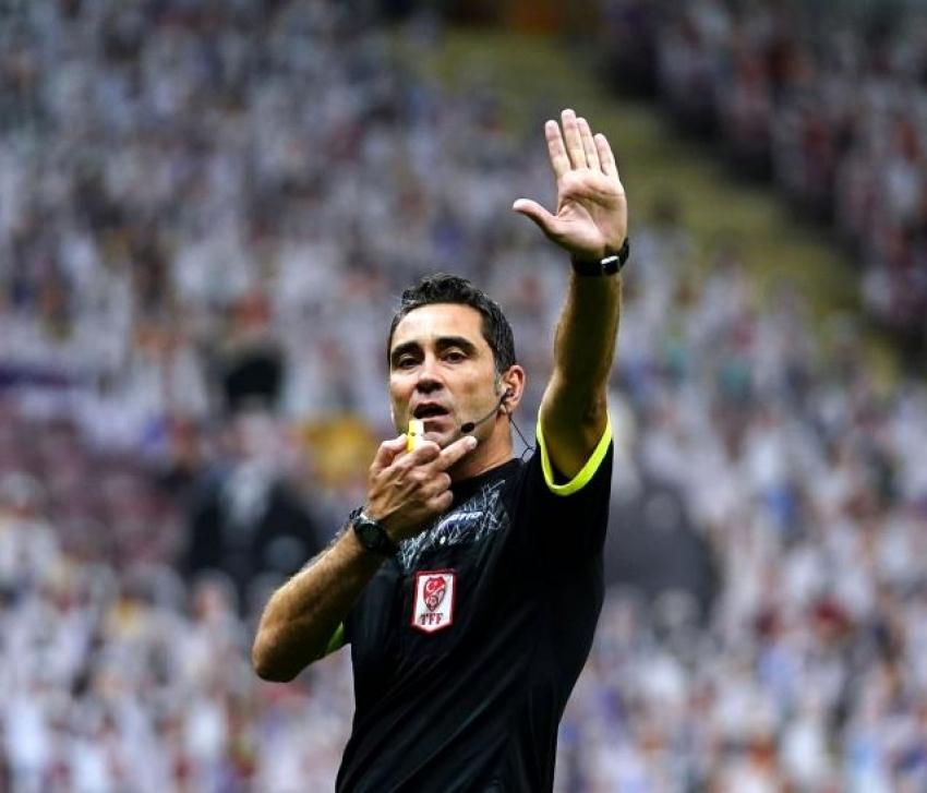 Bursaspor-Ankara Keçiörengücü maçının hakemi belli oldu
