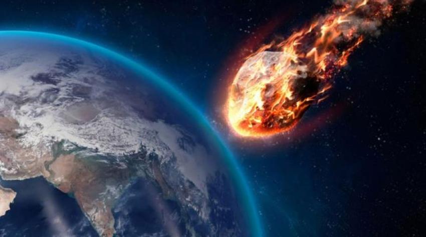 Dev asteroit Dünya'ya hızla yaklaşıyor
