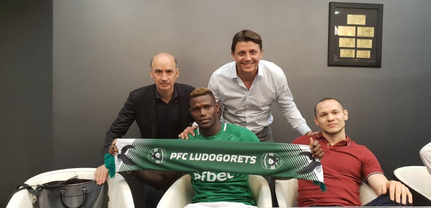 Badji Ludogorets'a transfer oldu!