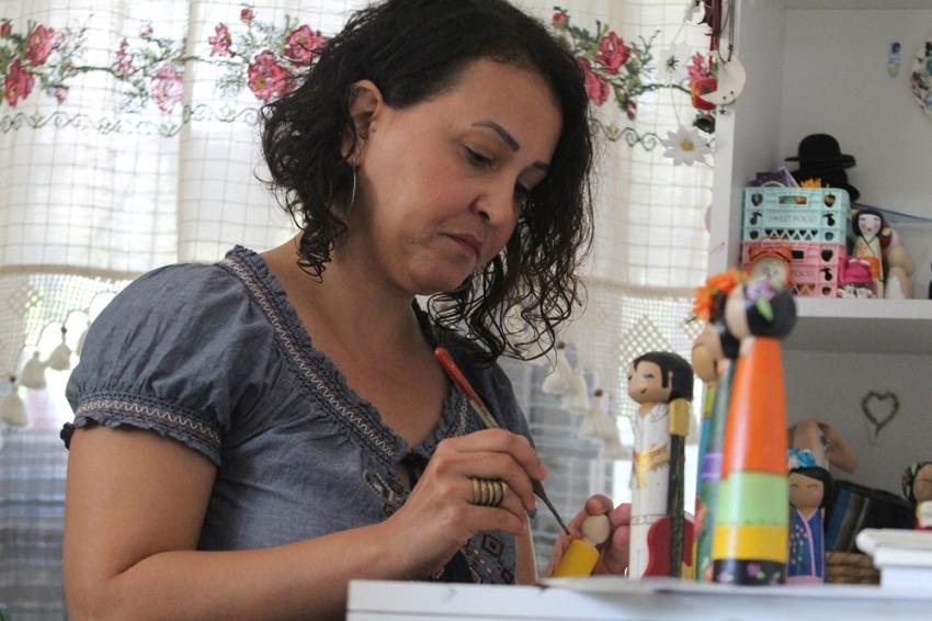 Oğlu için arayıp bulamadığı oyuncak, anneyi girişimci yaptı