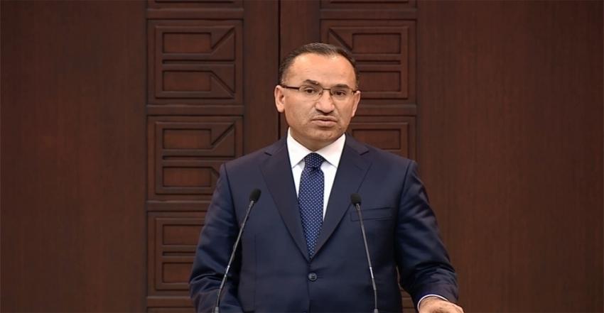 Bozdağ'dan Hakan Atilla kararı tepkisi
