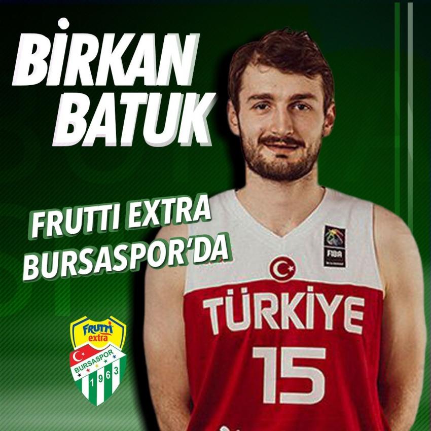 Birkan Batuk Bursaspor'da