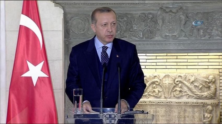"""Cumhurbaşkanı Erdoğan: """"Gecikmiş adalet, adalet değildir"""""""