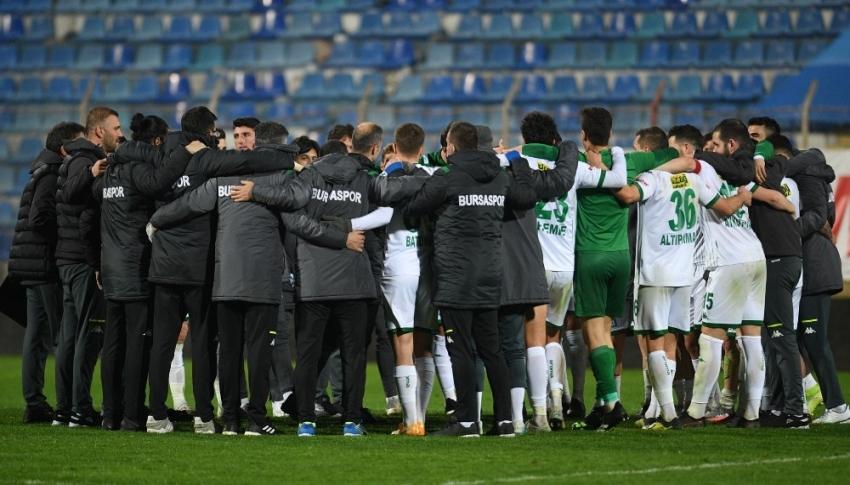 Bursaspor Süper Lig için sabırsızlanıyor