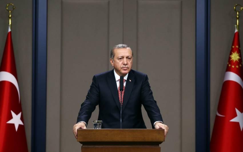 Erdoğan Türk-İş heyetini kabul etti