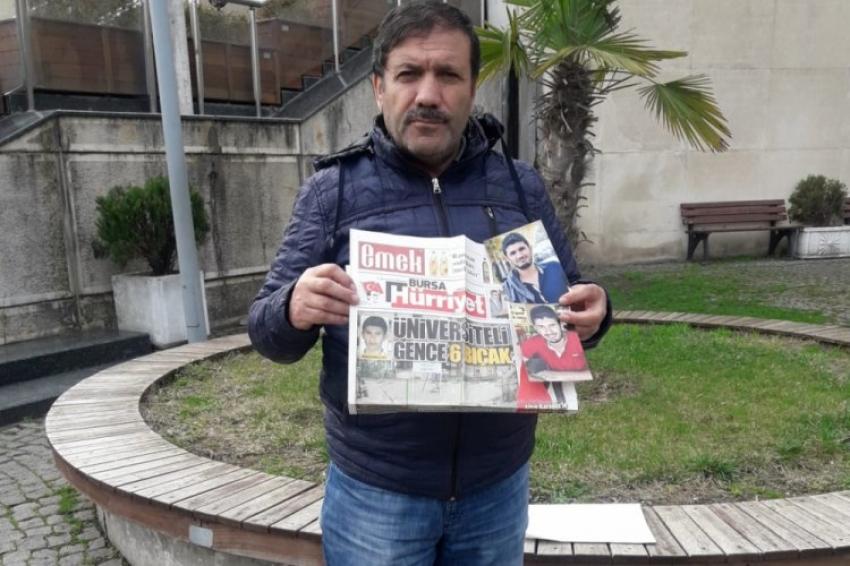 Bursa'da 7 yıl önce öldürülmüştü!