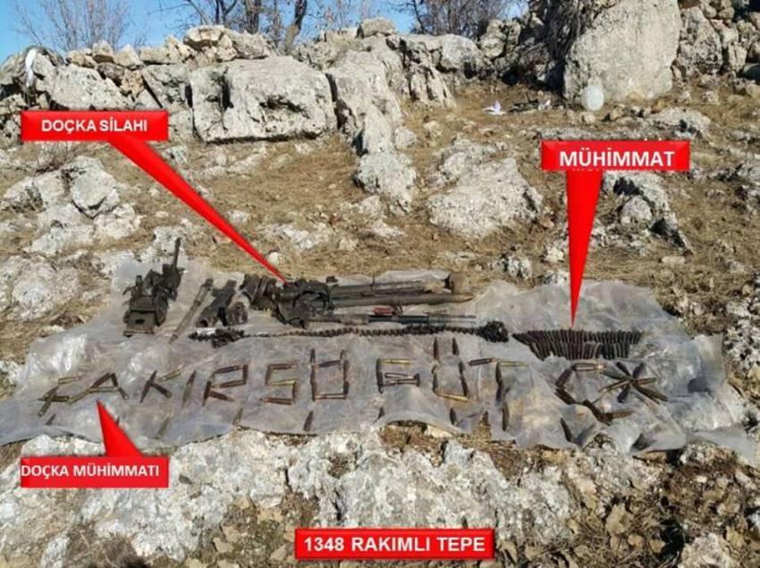 Gabar Dağı'nda PKK'ya büyük darbe