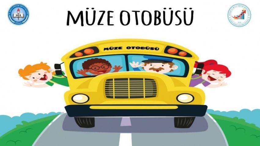 Çevirimiçi Müze Otobüsü projesi hayata geçirildi