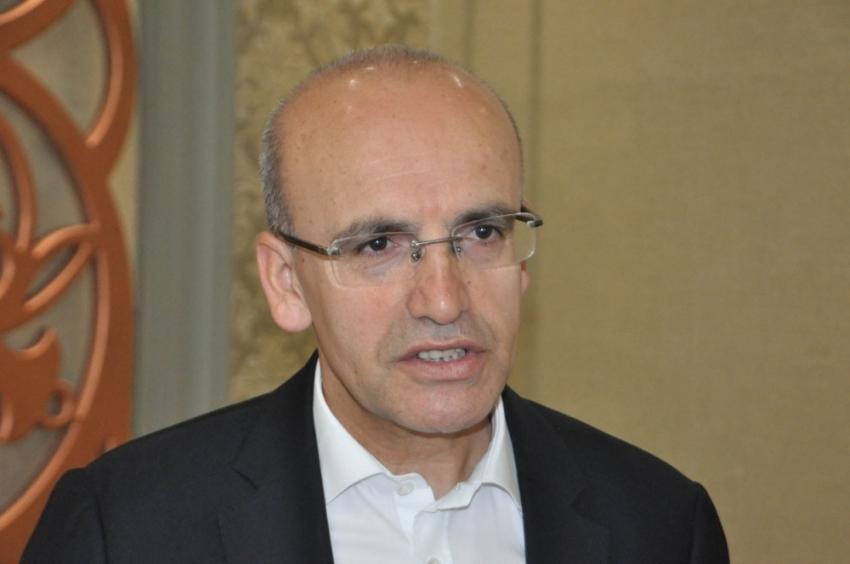 """Başbakan Yardımcısı Şimşek'ten """"dolar"""" yorumu"""