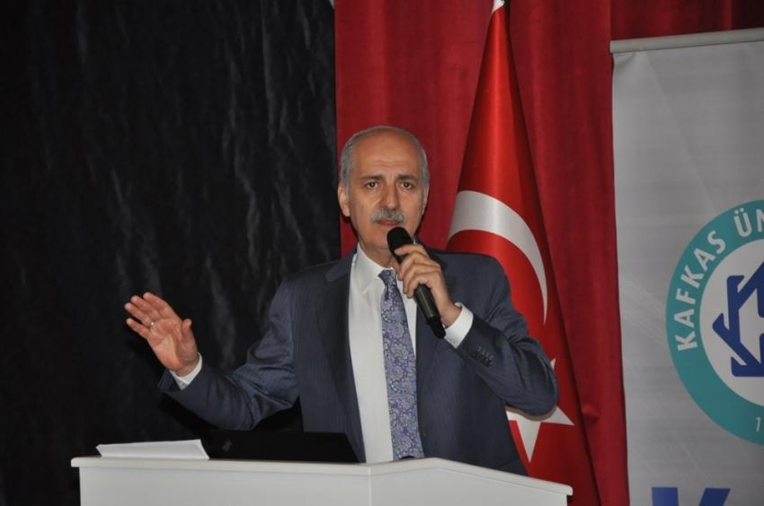"""AK Parti Genel Başkan Vekili Kurtulmuş: """"Türkiye büyük oyunu görüyor"""""""