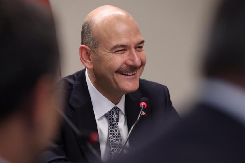 """İçişleri Bakanı Soylu, """"Onun üzerinden PKK İstanbul'a sızmaya çalışıyor"""""""