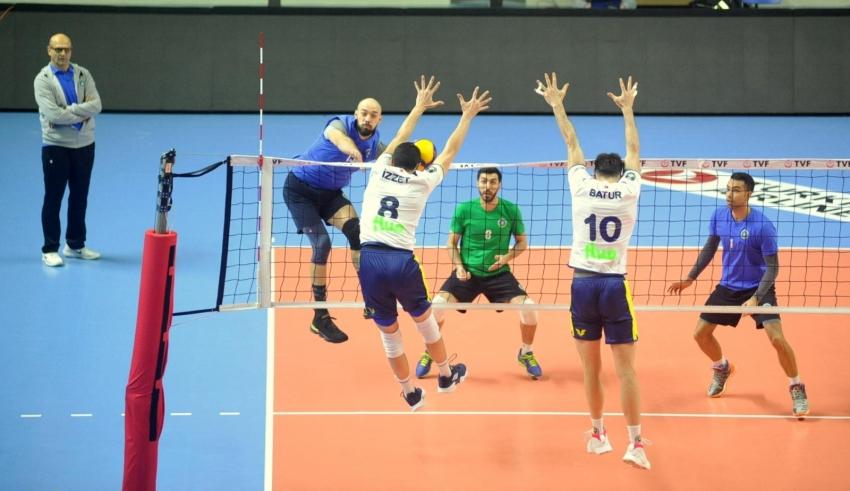 Dostluk maçı Fenerbahçe HDI Sifgorta'nın