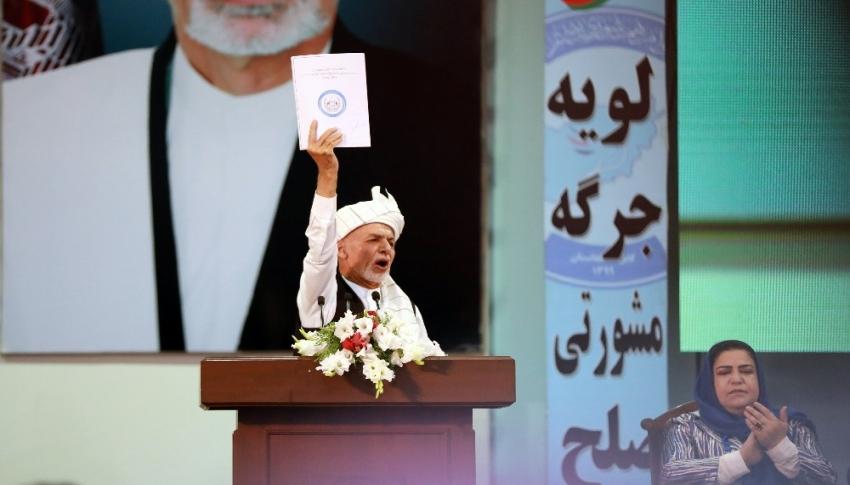 400 Taliban serbest bırakılacak