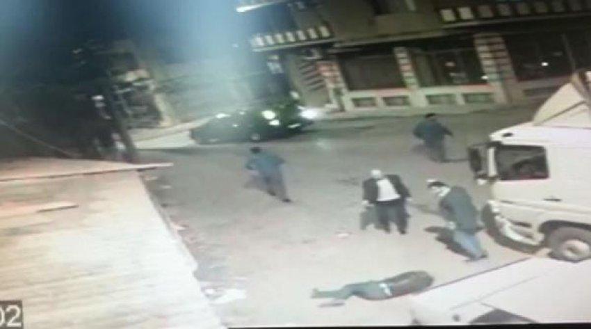 Bursa'da dehşet gecesi