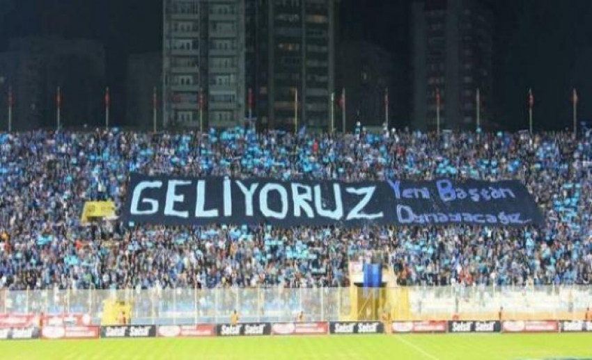 2 Bin 200 Adana Demirsporlu geliyor