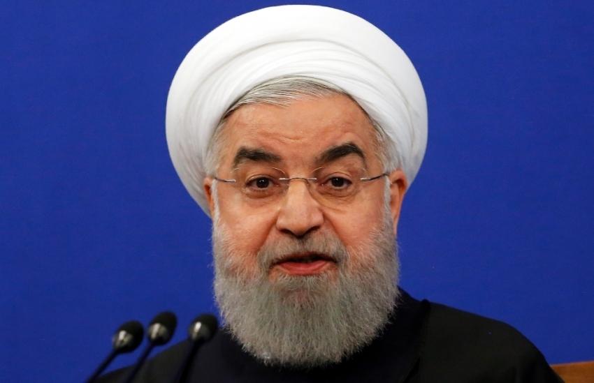 Ruhani'den ABD'ye tehdit !