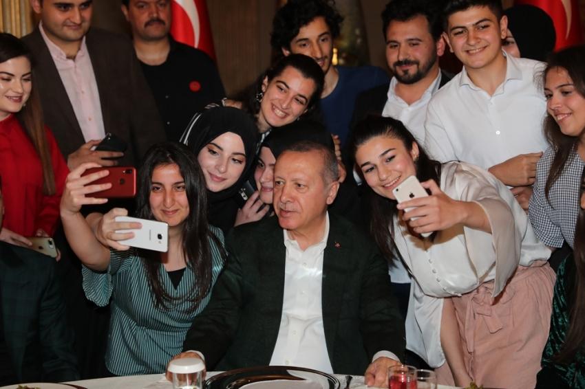 """Cumhurbaşkanı Erdoğan: """"82 milyon benim vatandaşımdır, kardeşimdir"""""""