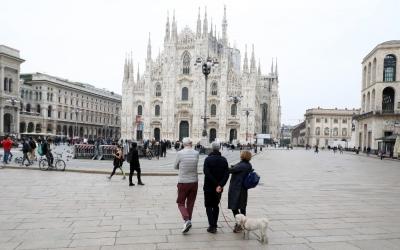 İtalya'da iki bölge sokağa çıkma yasağı talep etti