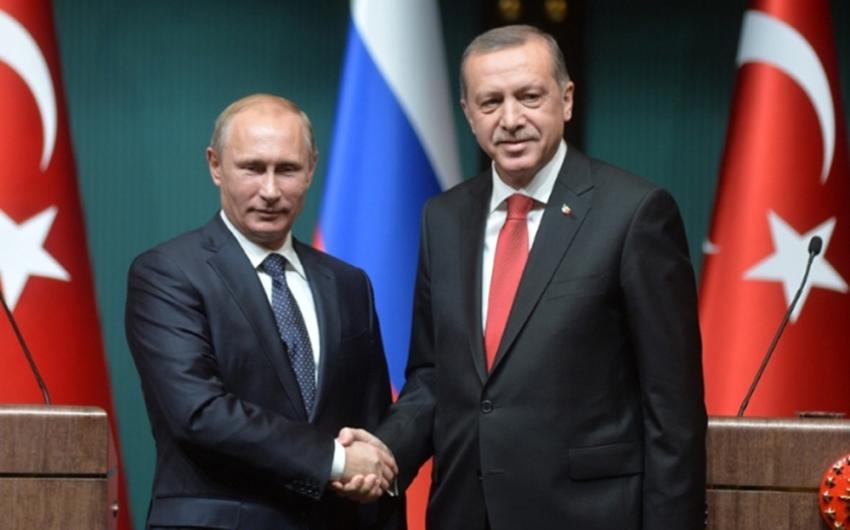 Erdoğan, Putin ile telefonla görüştü
