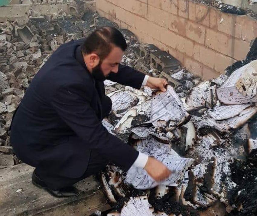 Irak Meclisi Başkanı seçimlerin yeniden yapılmasını istedi