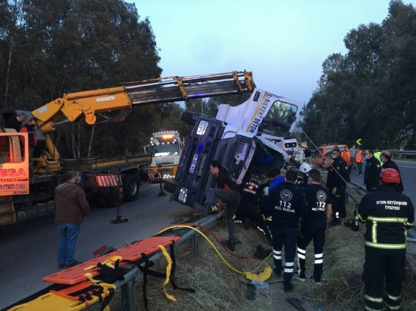 Feci kaza: 1 ölü, 1 yaralı
