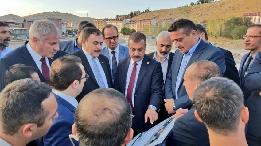 """Bakan Eroğlu: """"Çoruh muhteşem olacak"""""""