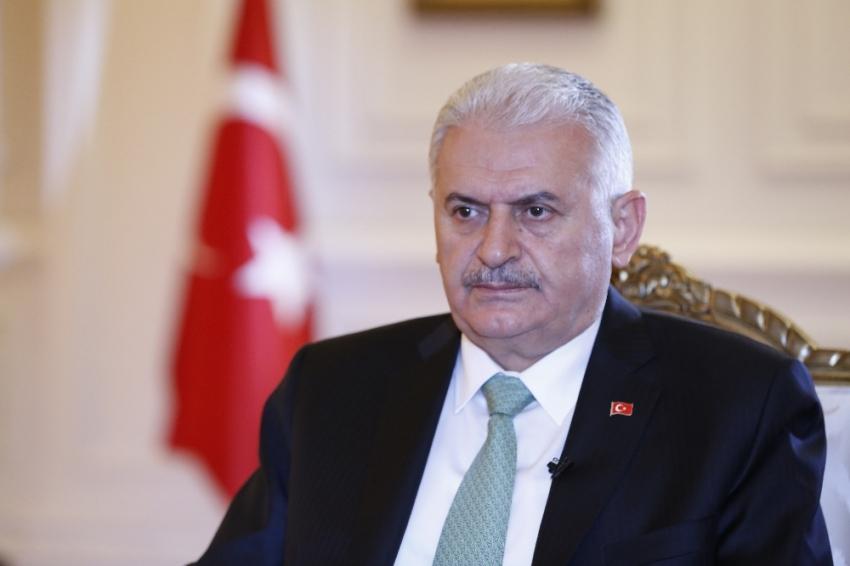 Başbakan Yıldırım'dan Talabani'nin eşine taziye mesajı