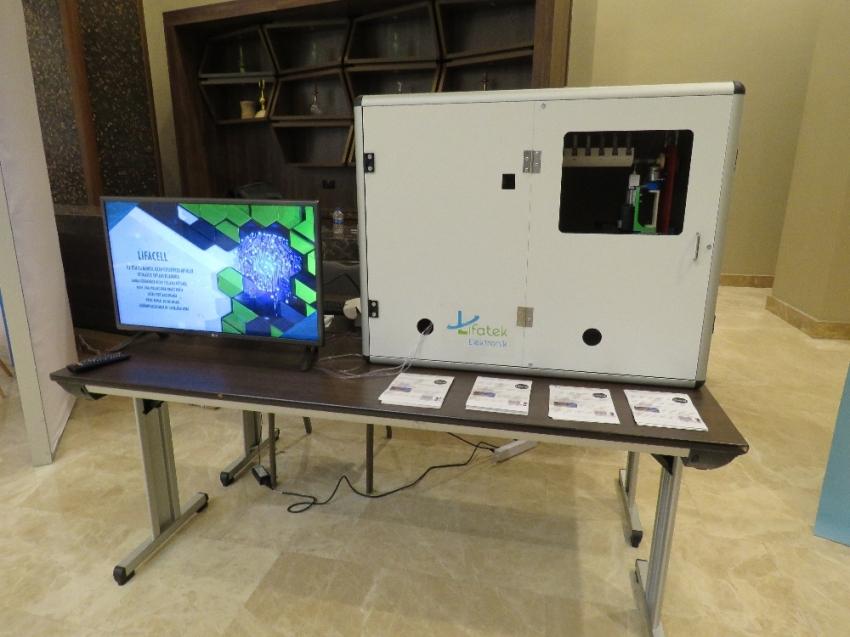 İşte yapay zekalı yerli kan sayım cihazı