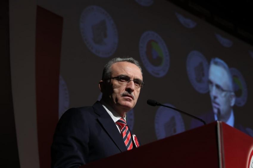 """Naci Ağbal: """"2020 yılında yüzde 5 büyüme hedefimiz var"""""""