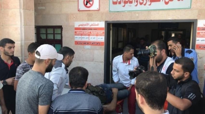 İsrail'den Gazze'ye bombalı saldırı: 3 ölü
