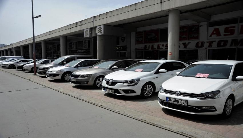 Araç fiyatları pahalı, ikinci el otomobil piyasası durgun
