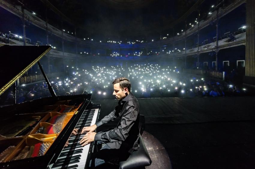 """""""Piyanonun Usain Bolt'u"""" Türkiye'ye geliyor"""