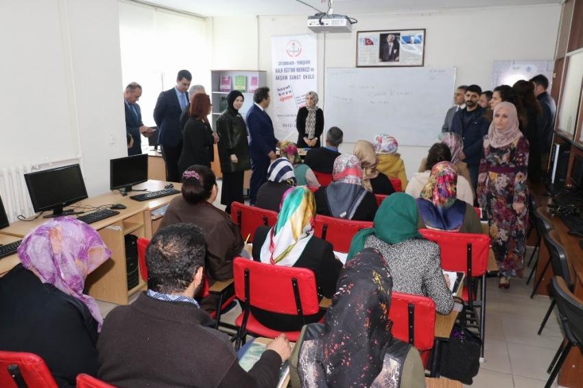Okuma yazma seferberliğinde Diyarbakır birinci sırada