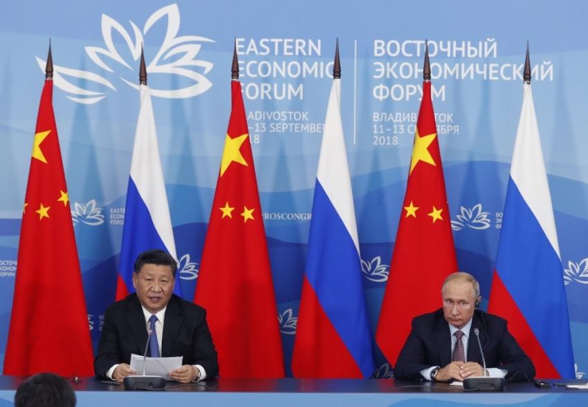 Putin: Çin ile askeri ilişkilerimizi arttırıyoruz