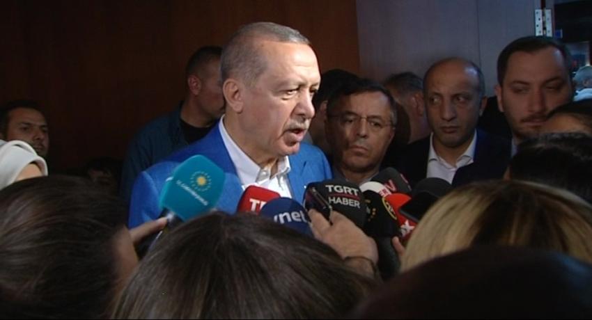 Erdoğan: Bu işin takibindeyim