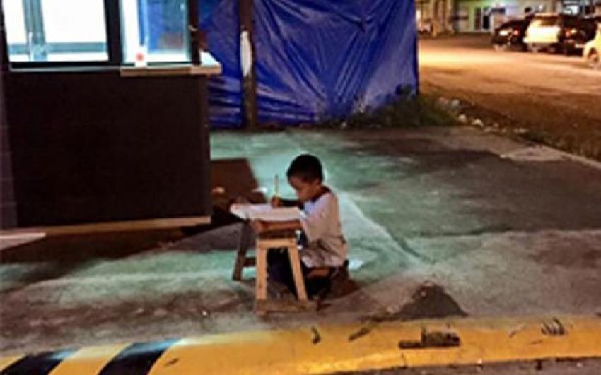Filipinli Daniel sosyal medyada kahraman oldu