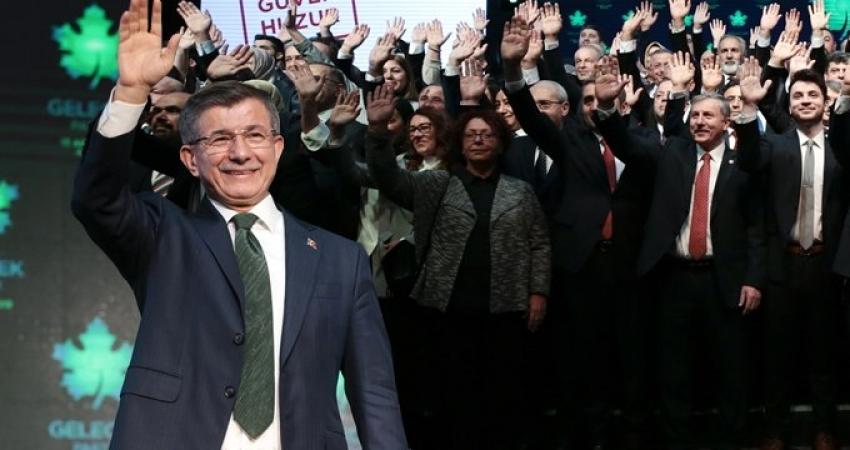 Davutoğlu'nun partisinden bomba iddia!