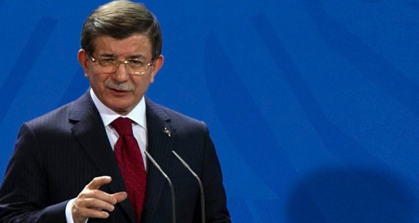 Davutoğlu'ndan referandum açıklaması