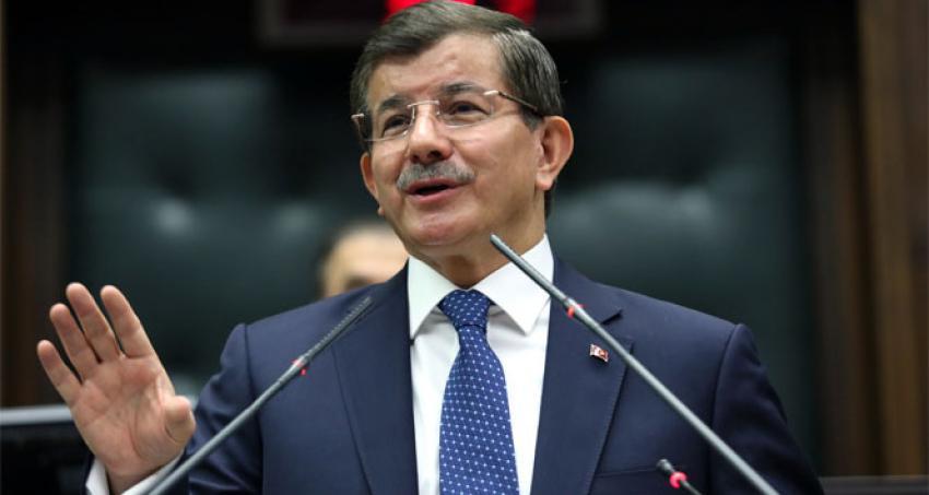Davutoğlu'ndan KCK'nın 'ateşkes bitti' açıklamasına tepki