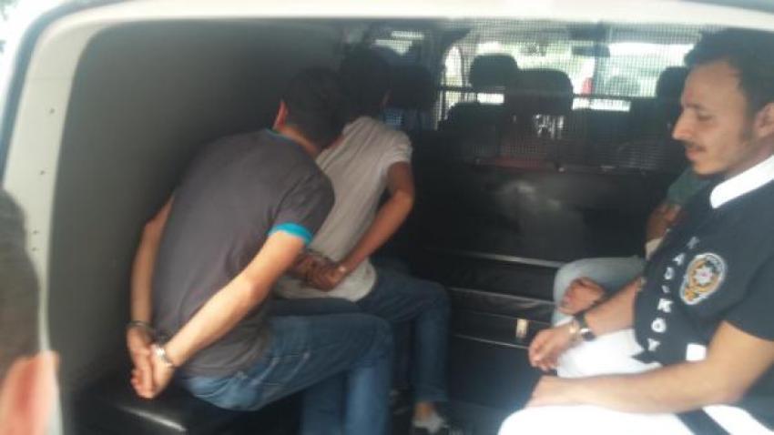 CHP'li meclis üyesini dövenler adliyeye sevkedildi