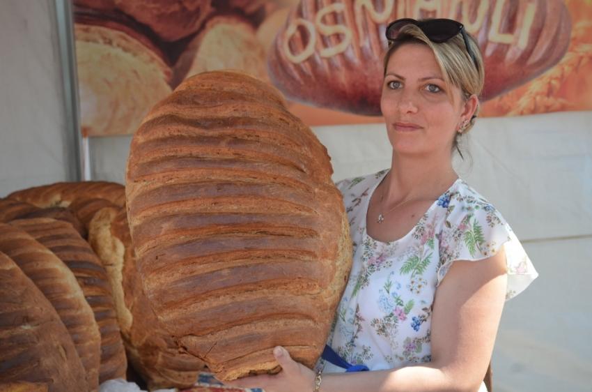Bu ekmeğin fiyatı 80 TL