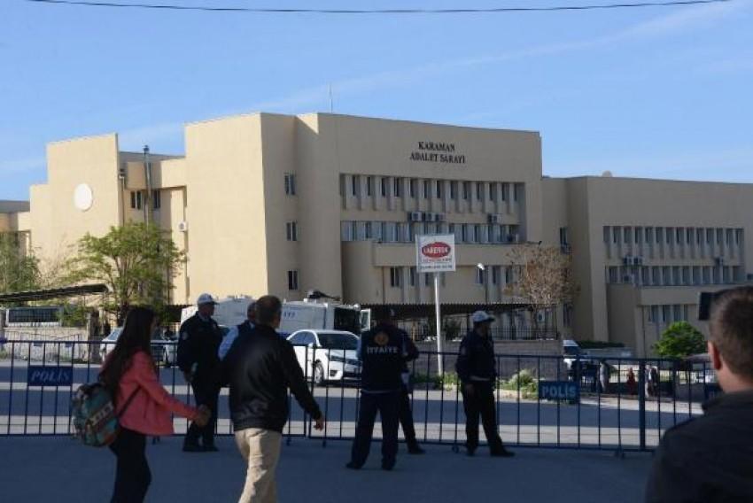 Karaman'daki cinsel istismar davasına sıkı güvenlik
